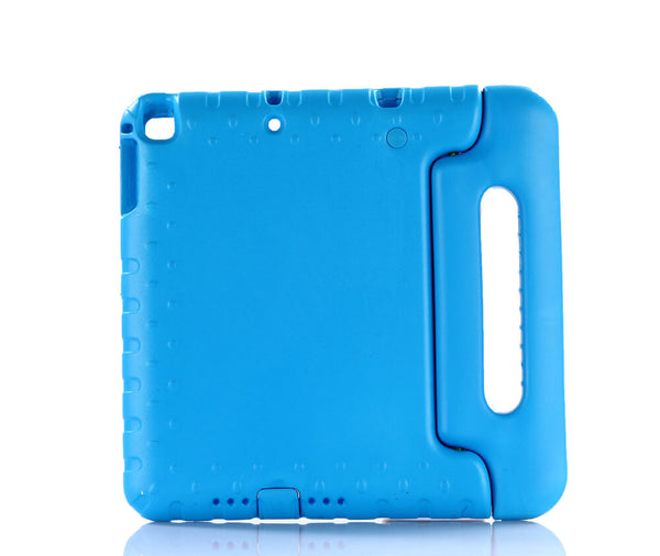 KIDS HEAVY DUTY RUGGED PROTECTION CASE W/ HANDLE#Colour_Blue
