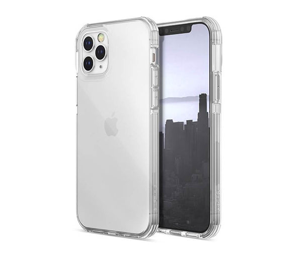X-DORIA RAPTIC CLEAR for iPhone 12 & 12 Pro#Colour_Clear