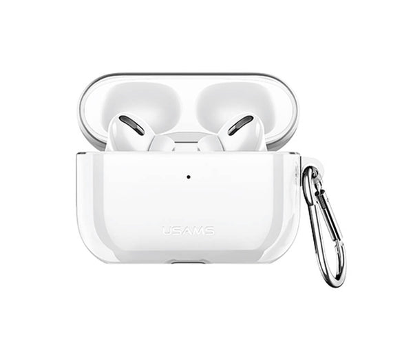 TPU PROTECTIVE COVER FOR AIRPOD PRO#Colour_Clear
