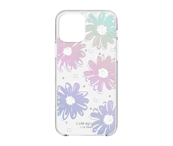 Kate Spade Daisy Iridescent Case for iPhone 12 & 12 Pro