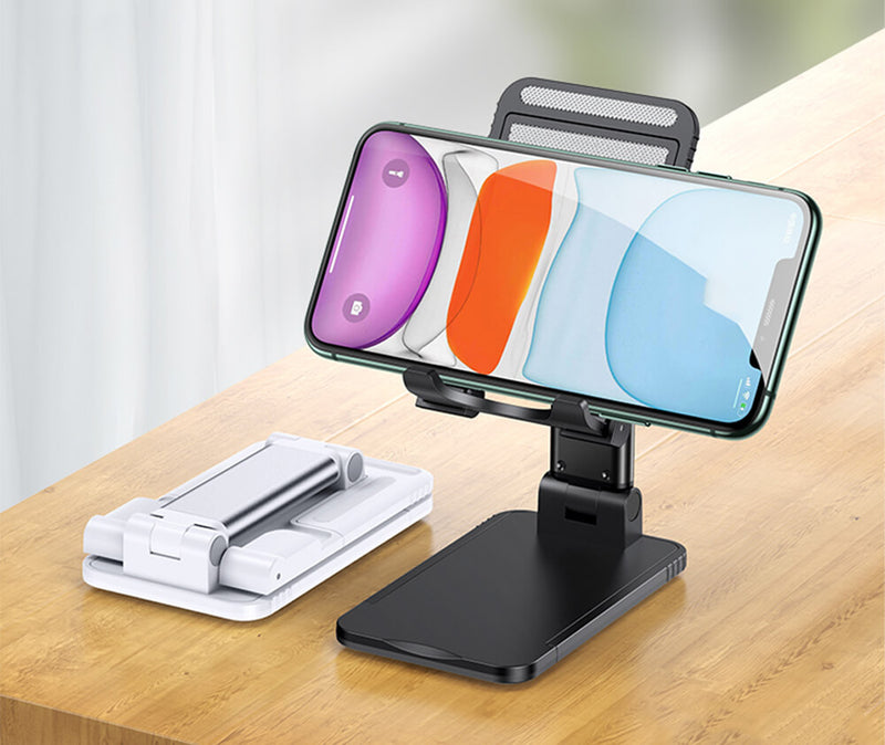 Retractable Phone & Tablet Desktop Stand for Phone / Tablet