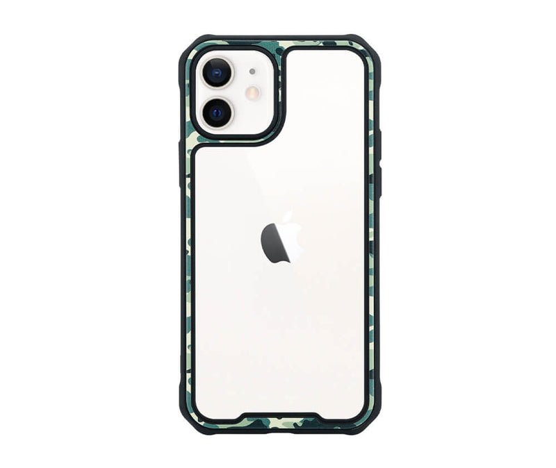 Protective Rugged Camouflage Shockproof Case