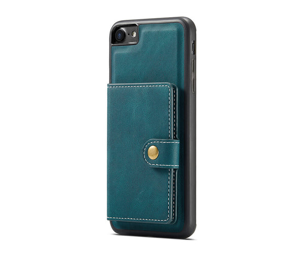 Protective Back Case with Magnetic Card Holder#Colour_Green