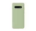 LIQUID SILICON CASE for Galaxy S10#Colour_Green