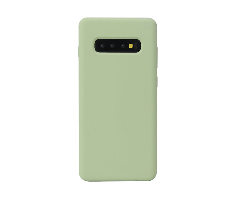 LIQUID SILICON CASE for Galaxy S10