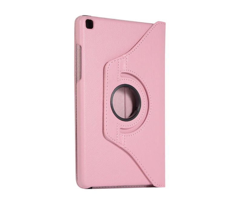 LITCHI LEATHER 360 ROTATIONAL CASE for Galaxy Tab A 8.0 2019