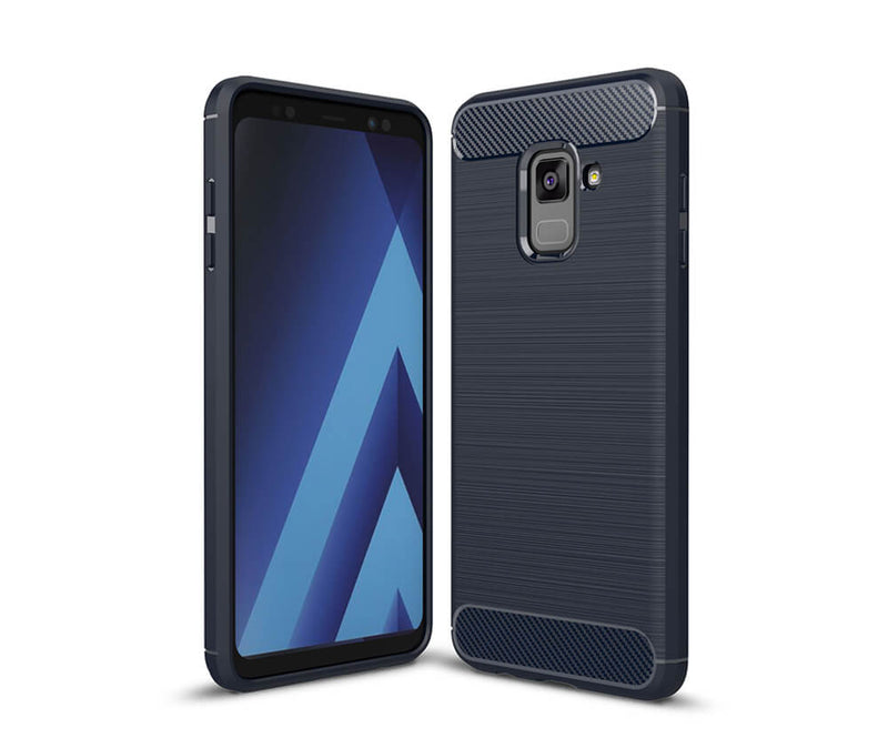 DURABLE TPU CASE for Galaxy A8 Plus