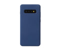 LIQUID SILICON CASE for Galaxy S10#Colour_Navy Blue