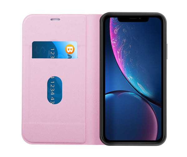 TECHXS 2IN1 MAGNETIC CASE for iPhone 11#Colour_Pink