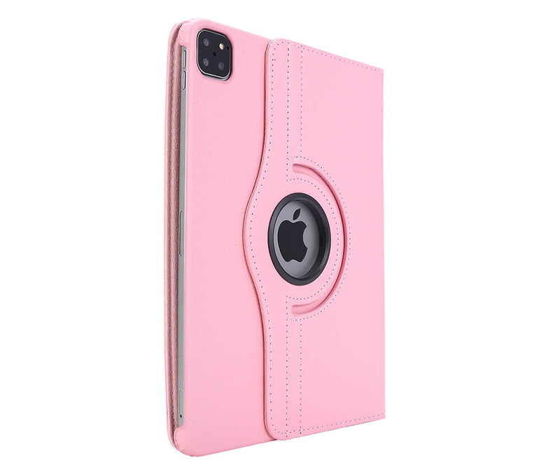 LITCHI LEATHER 360 ROTATIONAL CASE for iPad Pro 12.9 2020