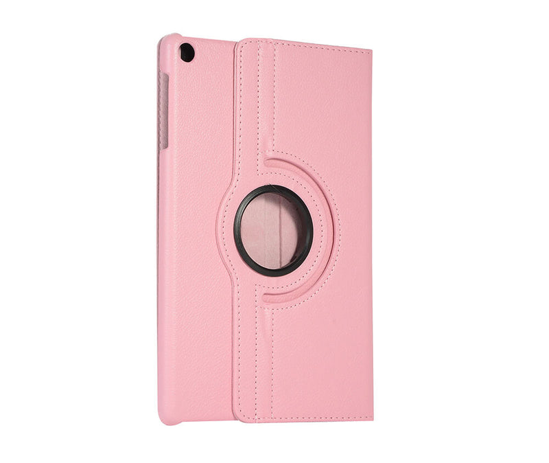 LITCHI LEATHER 360 ROTATIONAL CASE for Galaxy Tab S5e 10.5