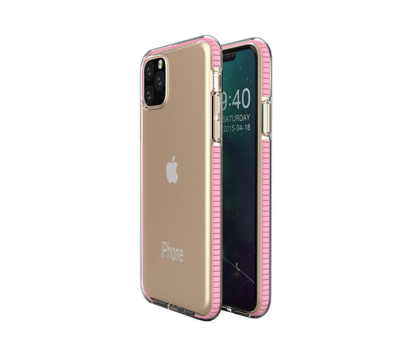 TRANSPARENT PROTECTIVE TPU CASE for iPhone 11 Pro