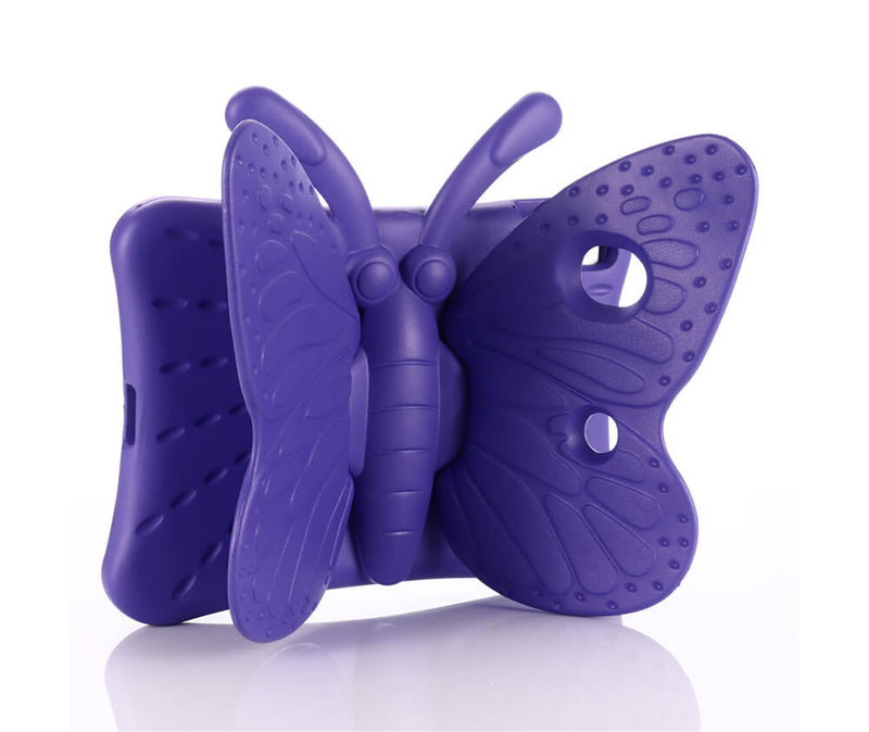 KIDS BUTTERFLY SHOCKPROOF TPU CASE for iPad 2, 3 & 4