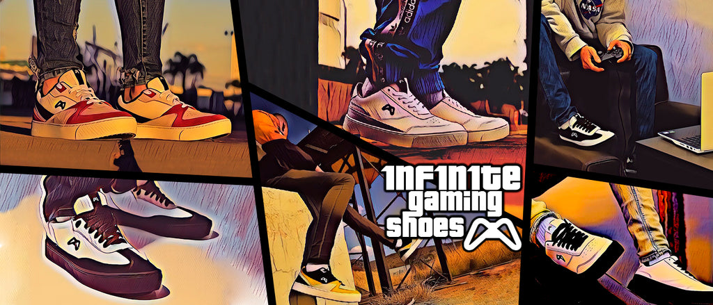 Infinite-gaming-shoes-referral