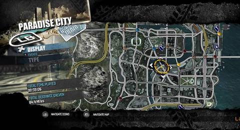 Burnout Paradise (Criterion Games, 2006)-inifinite-gaming-shoes