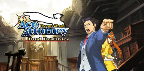 Phoenix Wright: Ace Attorney - Dual Destinies - infinite-gaming-shoes