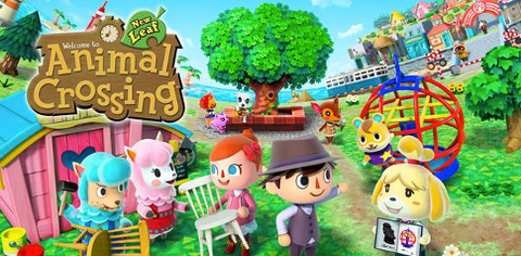 Animal Crossing: New Leaf - infinite-gaming-shoes