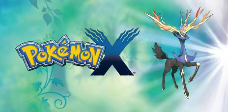 Pokemon X and Y - infinite-gaming-shoes
