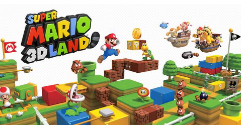 Super Mario 3D Land - infinite-gaming-shoes