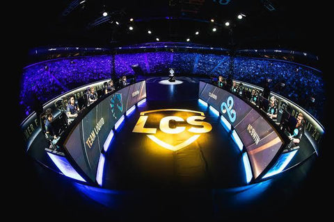 changes made to LCS 2021 infinite gaming shoes