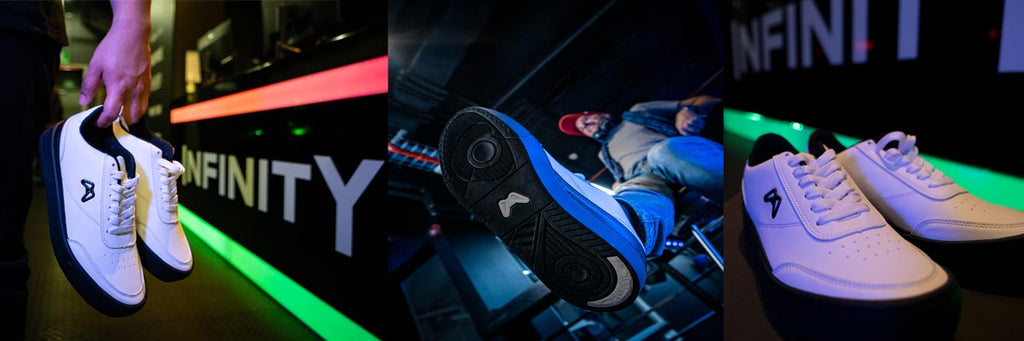 giveaway infinity esport and infinite gaming shoes