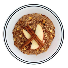Load image into Gallery viewer, APPLE CINNAMON OATMEAL - WEEKLY SUBSCRIPTION