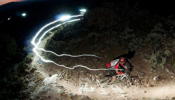 mtb night riding
