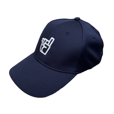 Broken Riders navy baseball cap