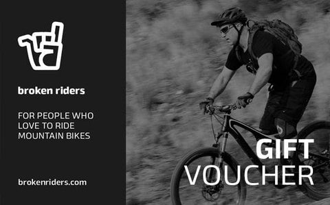Broken Riders Gift Voucher