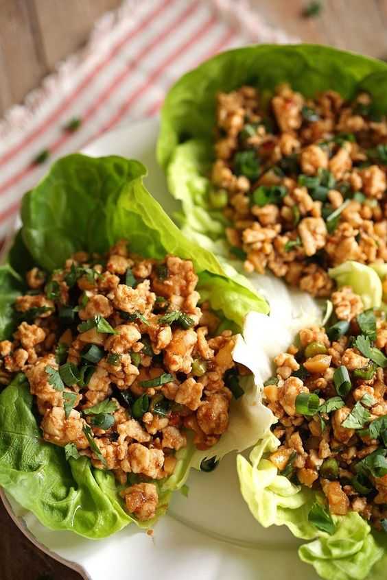 Recipe: Healthy Turkey Lettuce Wraps