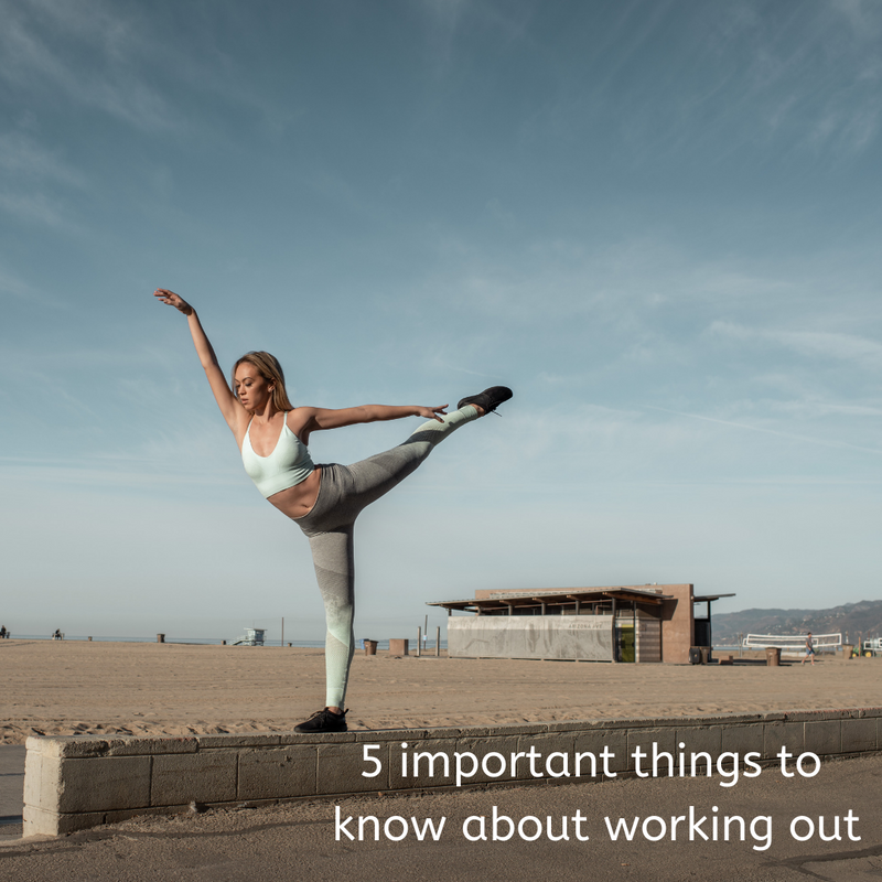Important things to know about Working out.