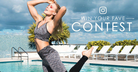 Valentine's Day Win Your Fave Contest