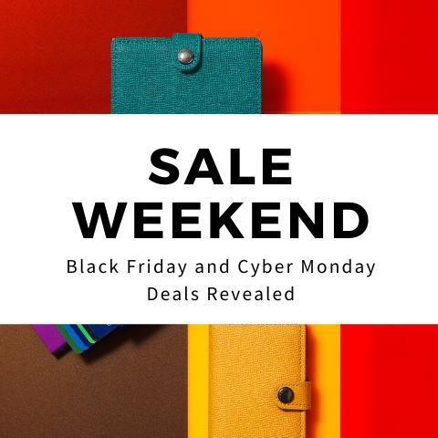 Black Friday and Cyber Monday - Deals Revealed!