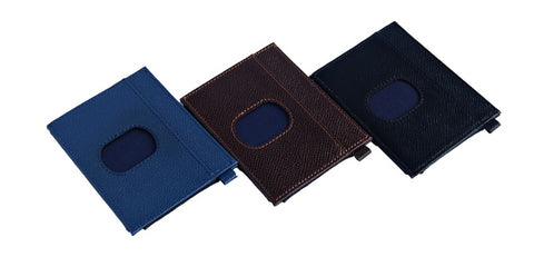 Urban Slim Wallet Colour Options