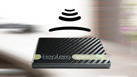 Keplero Wallet RFID Protection