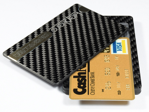 Keplero Wallet with Cards