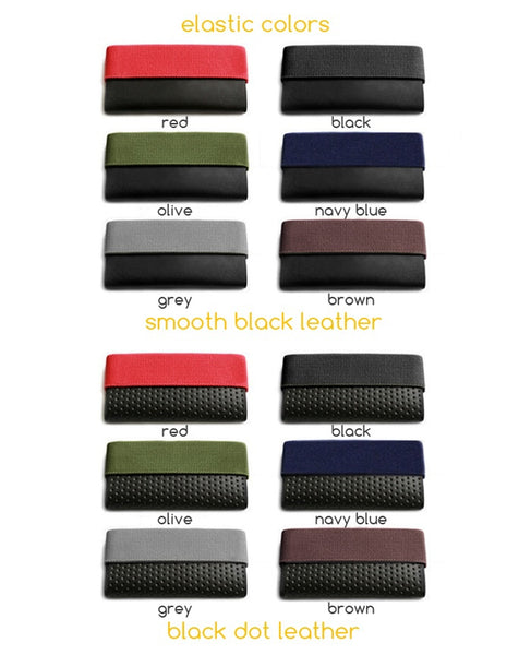 band-it 4.0 wallet colour options