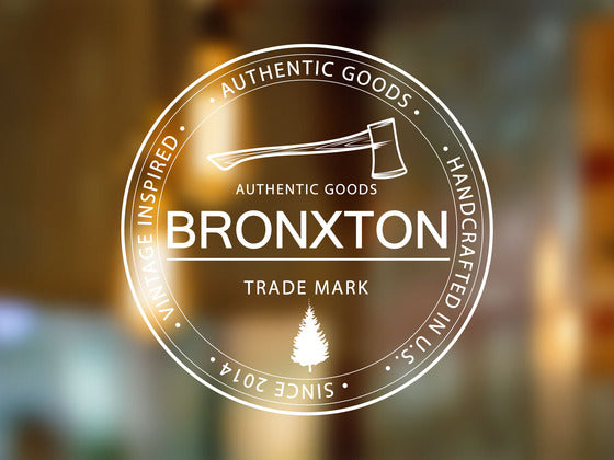 Bronxton Authentic Goods logo