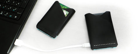 PowerFold Wallet Charging USB