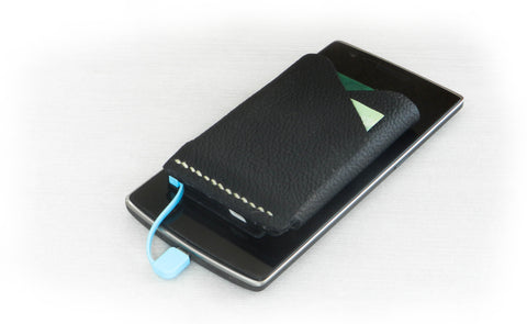 PowerFold Wallet Charging Phone
