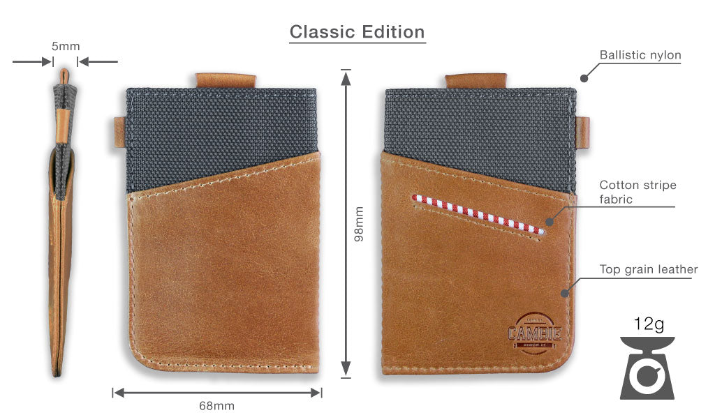 Wolyt Sleeve Classic Dimensions, Specifications and Materials