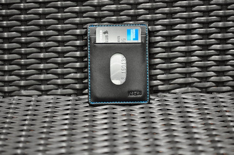 Haru Wallet easy access card slot