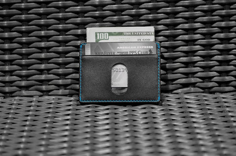 Haru Wallet with cash