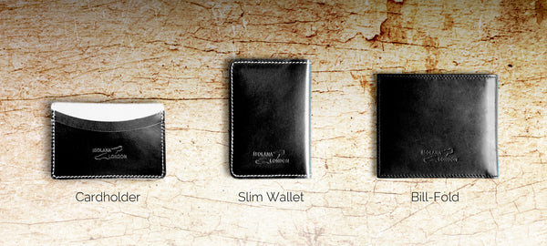 Isolana Customisable Leather Wallets
