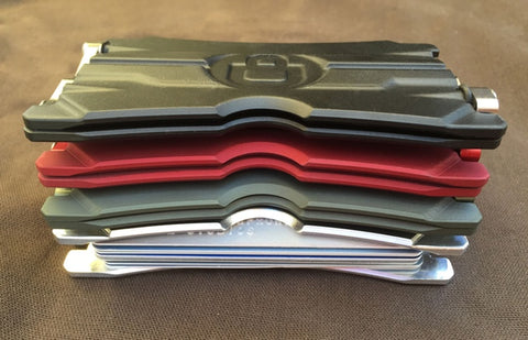 Orion One Wallet Colour Options