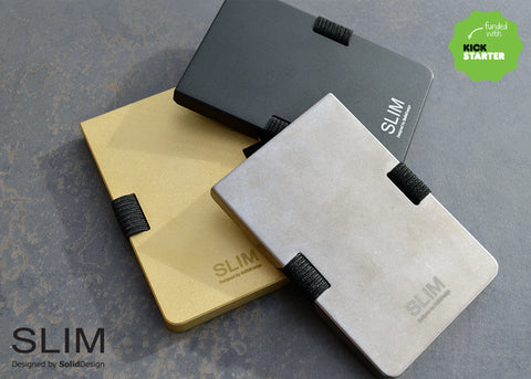 Slim Wallet variations