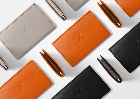 Slim 2 Wallet Colours