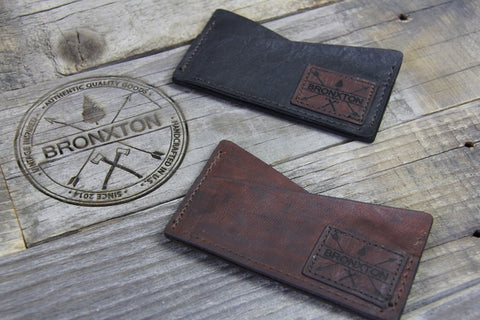 The Bronxton Entry Wallet