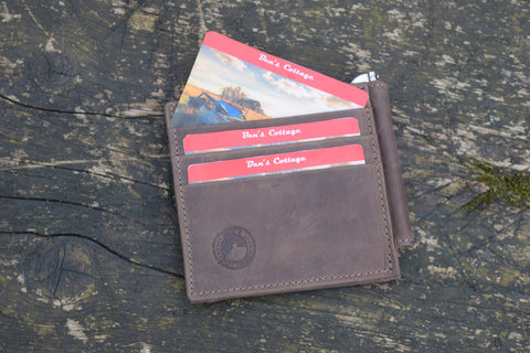 Ben's Cottage Credit Card Wallet