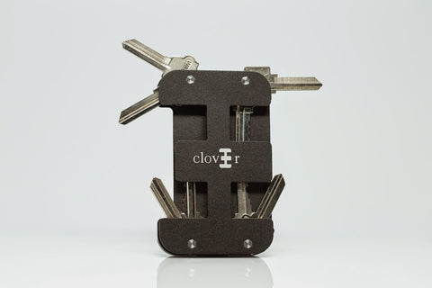 Clover Wallet key storage